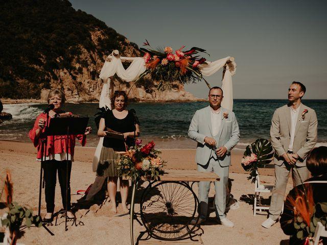 La boda de Oliver y Gemma en Santa Cristina D'aro, Girona 22