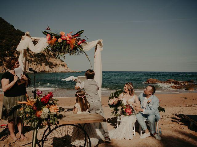 La boda de Oliver y Gemma en Santa Cristina D'aro, Girona 25