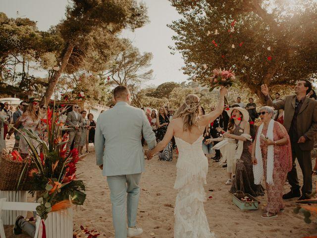 La boda de Oliver y Gemma en Santa Cristina D'aro, Girona 26