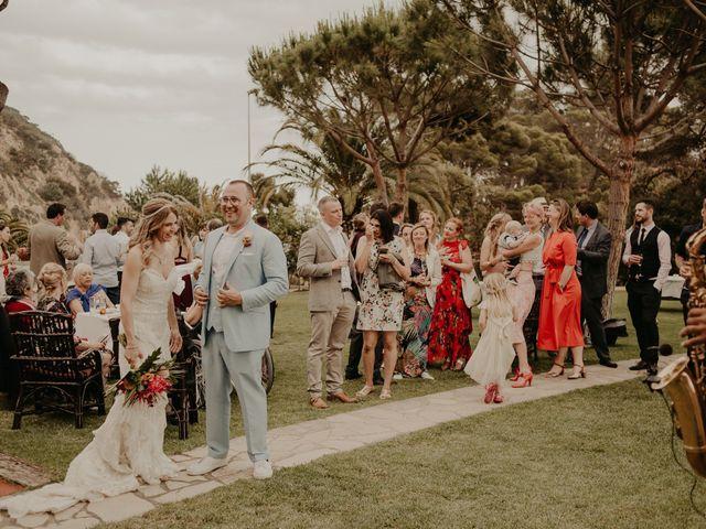 La boda de Oliver y Gemma en Santa Cristina D'aro, Girona 27