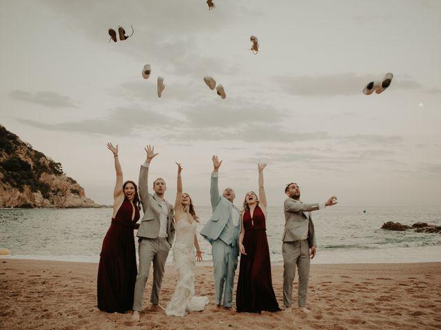 La boda de Oliver y Gemma en Santa Cristina D'aro, Girona 35