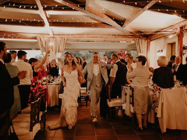 La boda de Oliver y Gemma en Santa Cristina D'aro, Girona 36