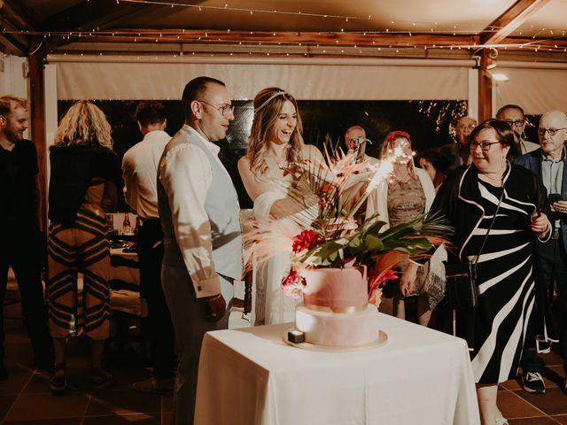 La boda de Oliver y Gemma en Santa Cristina D'aro, Girona 38