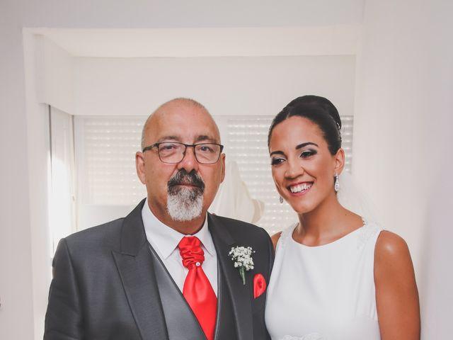 La boda de Candela y Francisco en Algeciras, Cádiz 22