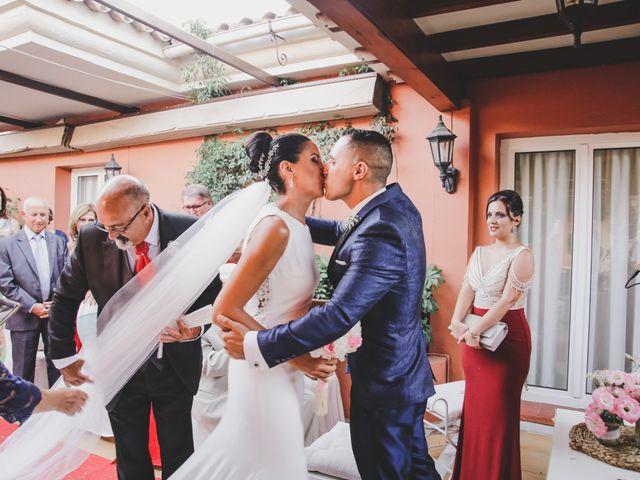 La boda de Candela y Francisco en Algeciras, Cádiz 24