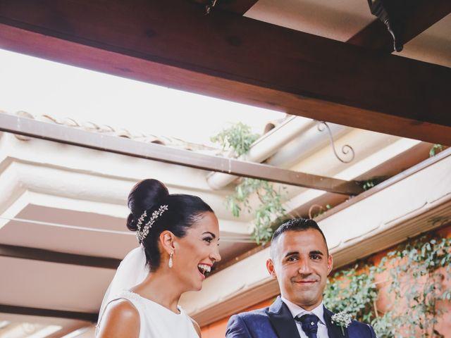 La boda de Candela y Francisco en Algeciras, Cádiz 25