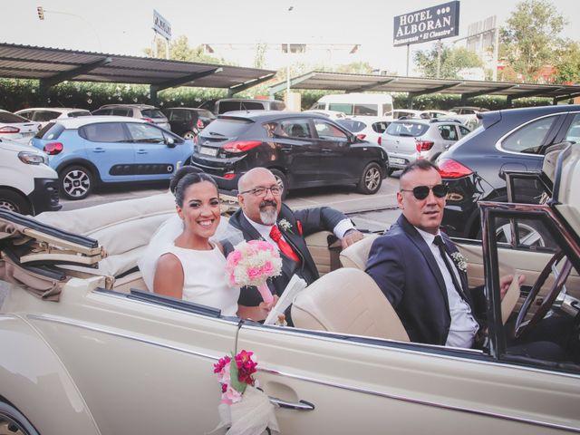 La boda de Candela y Francisco en Algeciras, Cádiz 27