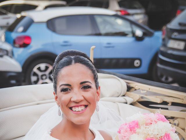La boda de Candela y Francisco en Algeciras, Cádiz 28