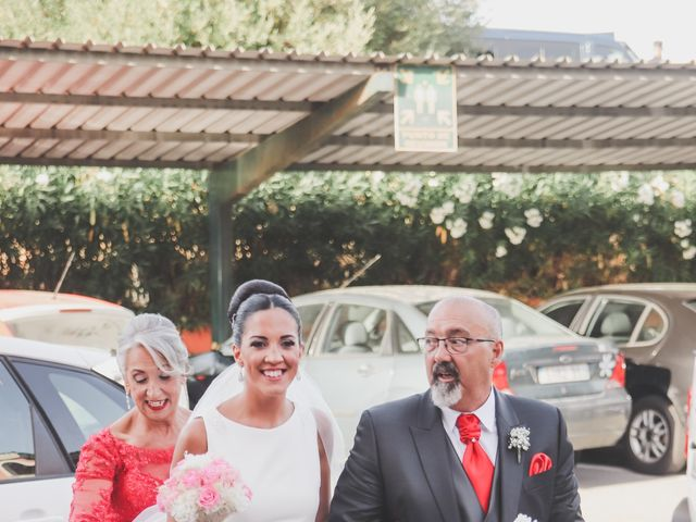 La boda de Candela y Francisco en Algeciras, Cádiz 29