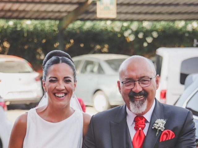 La boda de Candela y Francisco en Algeciras, Cádiz 30