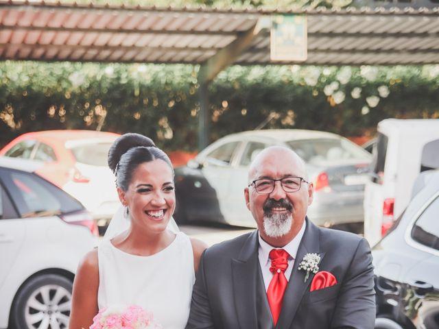 La boda de Candela y Francisco en Algeciras, Cádiz 31