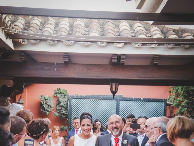 La boda de Candela y Francisco en Algeciras, Cádiz 32