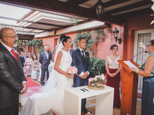 La boda de Candela y Francisco en Algeciras, Cádiz 33