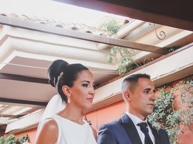 La boda de Candela y Francisco en Algeciras, Cádiz 34