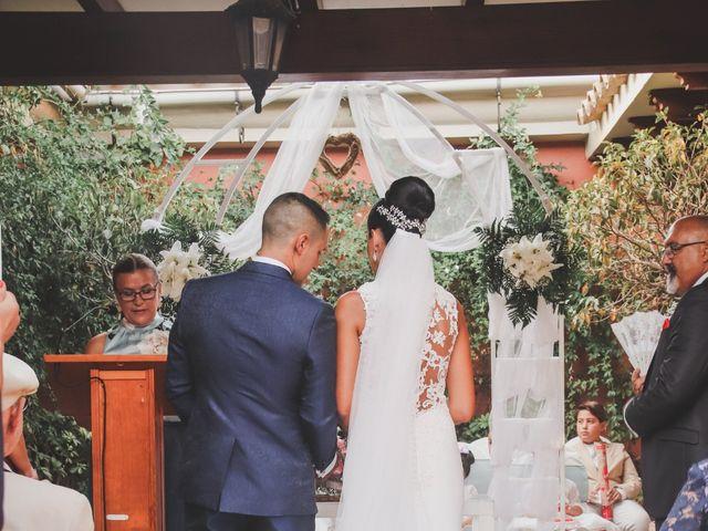 La boda de Candela y Francisco en Algeciras, Cádiz 35