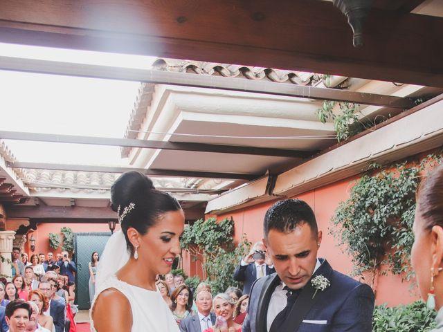 La boda de Candela y Francisco en Algeciras, Cádiz 36