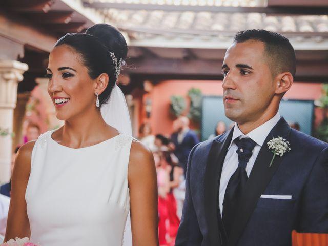 La boda de Candela y Francisco en Algeciras, Cádiz 38