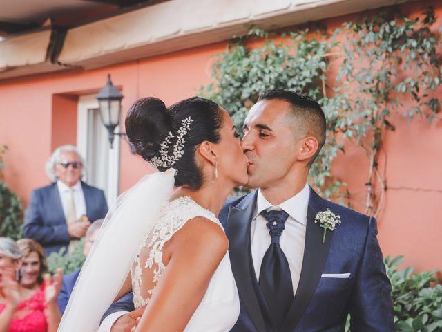 La boda de Candela y Francisco en Algeciras, Cádiz 40