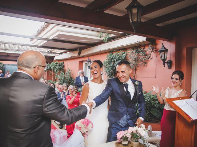 La boda de Candela y Francisco en Algeciras, Cádiz 41