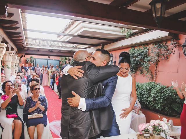 La boda de Candela y Francisco en Algeciras, Cádiz 42