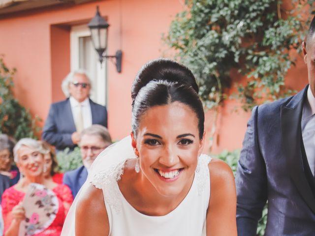 La boda de Candela y Francisco en Algeciras, Cádiz 43