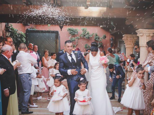 La boda de Candela y Francisco en Algeciras, Cádiz 46