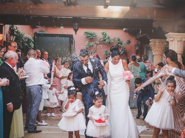 La boda de Candela y Francisco en Algeciras, Cádiz 47
