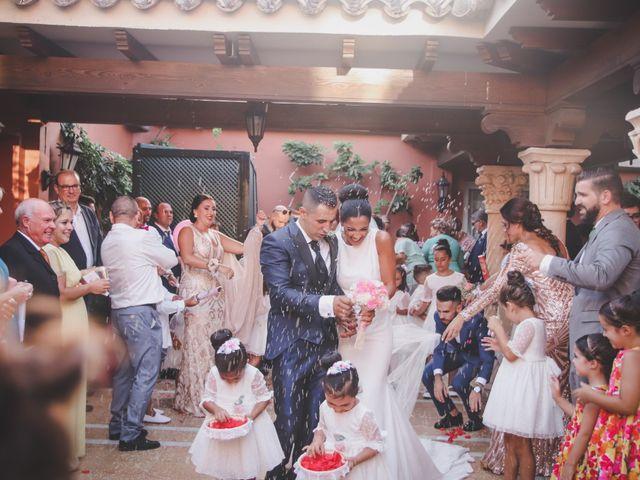 La boda de Candela y Francisco en Algeciras, Cádiz 48