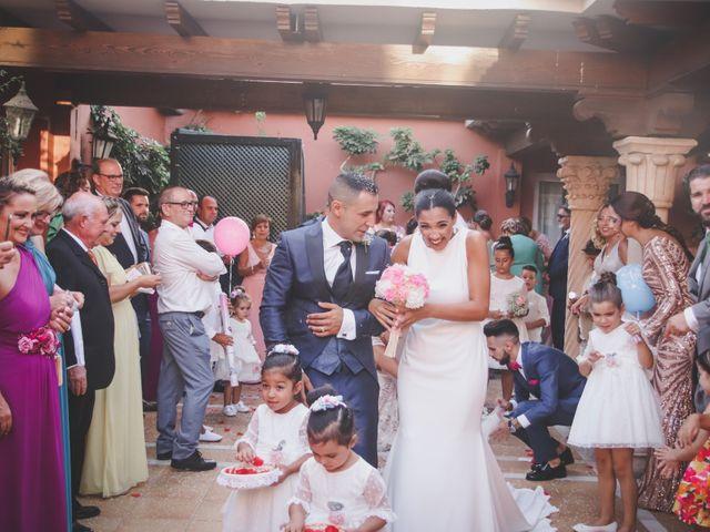 La boda de Candela y Francisco en Algeciras, Cádiz 49