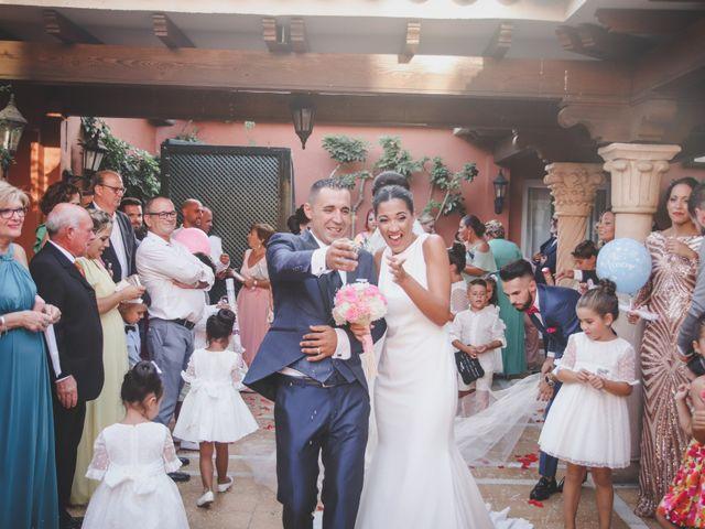 La boda de Candela y Francisco en Algeciras, Cádiz 50