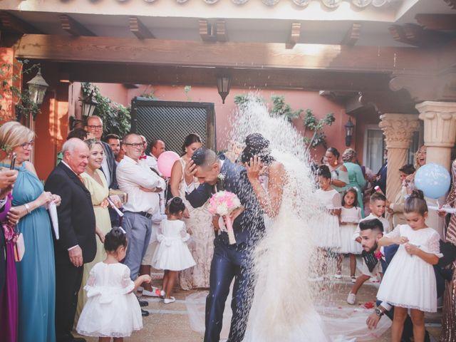 La boda de Candela y Francisco en Algeciras, Cádiz 51