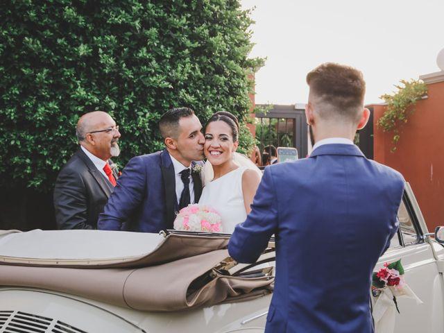 La boda de Candela y Francisco en Algeciras, Cádiz 52
