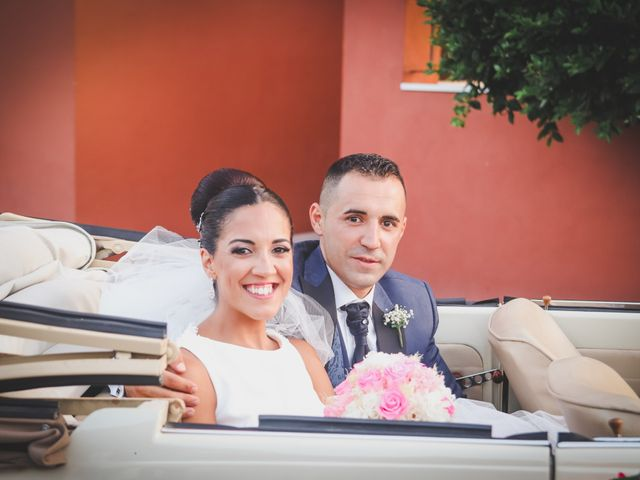 La boda de Candela y Francisco en Algeciras, Cádiz 54