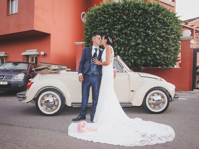 La boda de Candela y Francisco en Algeciras, Cádiz 56