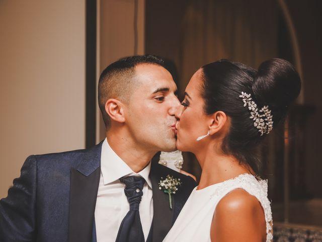 La boda de Candela y Francisco en Algeciras, Cádiz 62