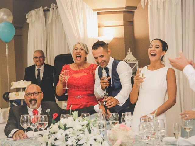 La boda de Candela y Francisco en Algeciras, Cádiz 63