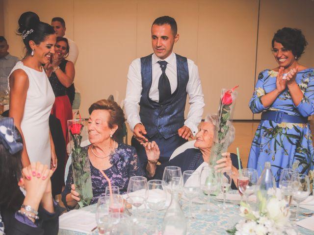 La boda de Candela y Francisco en Algeciras, Cádiz 68