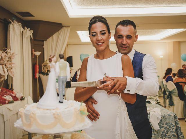 La boda de Candela y Francisco en Algeciras, Cádiz 70