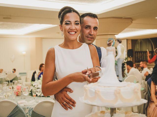 La boda de Candela y Francisco en Algeciras, Cádiz 71