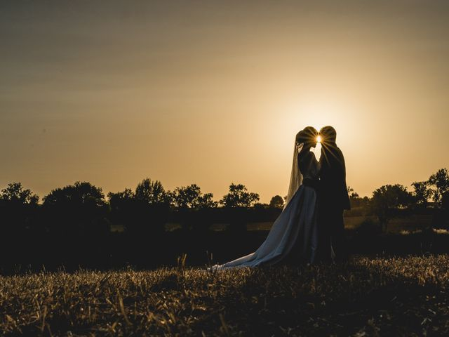 La boda de Roberto y Noemi
