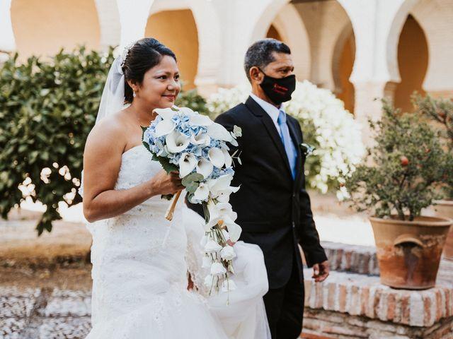 La boda de Jorge y Karol en Granada, Granada 4