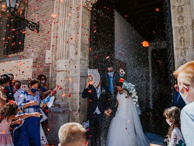 La boda de Jorge y Karol en Granada, Granada 7