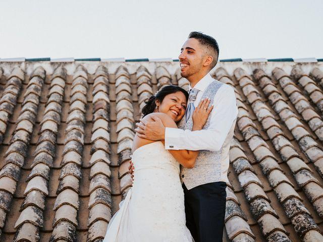 La boda de Jorge y Karol en Granada, Granada 1