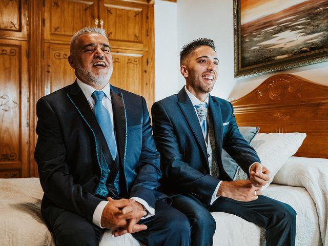 La boda de Jorge y Karol en Granada, Granada 18