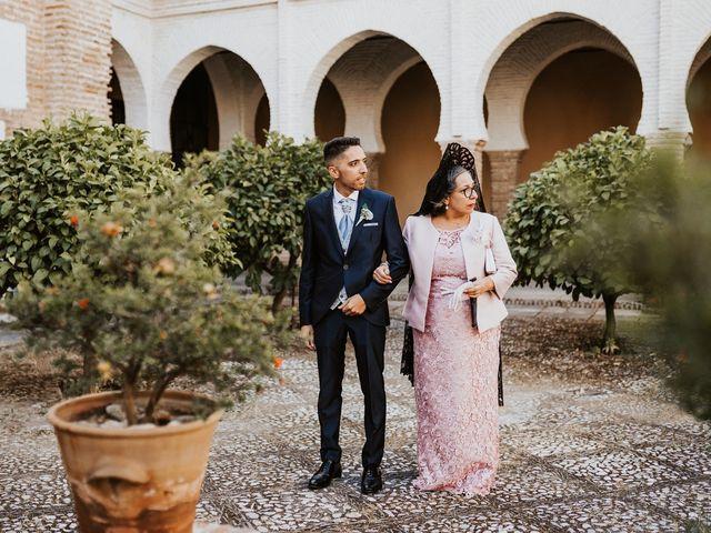 La boda de Jorge y Karol en Granada, Granada 29