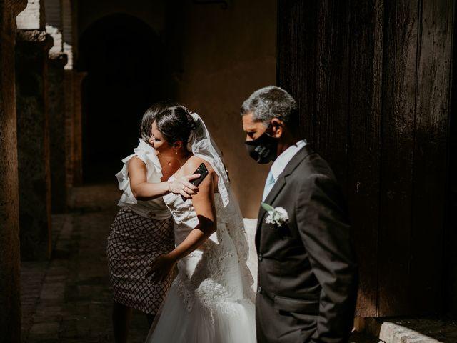 La boda de Jorge y Karol en Granada, Granada 30