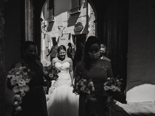 La boda de Jorge y Karol en Granada, Granada 31
