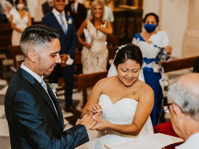 La boda de Jorge y Karol en Granada, Granada 35