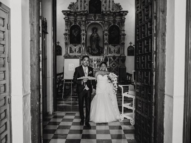 La boda de Jorge y Karol en Granada, Granada 36