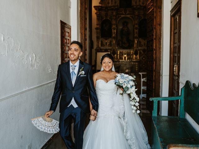 La boda de Jorge y Karol en Granada, Granada 37